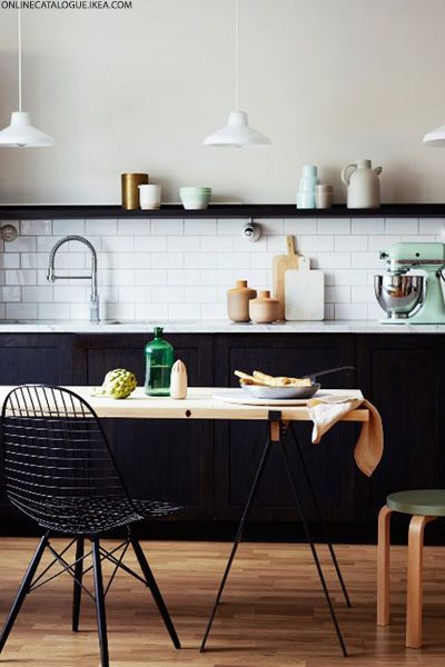 Caption 8 Kitchen Ideas Pinterest Captions, Kitchens and Interiors