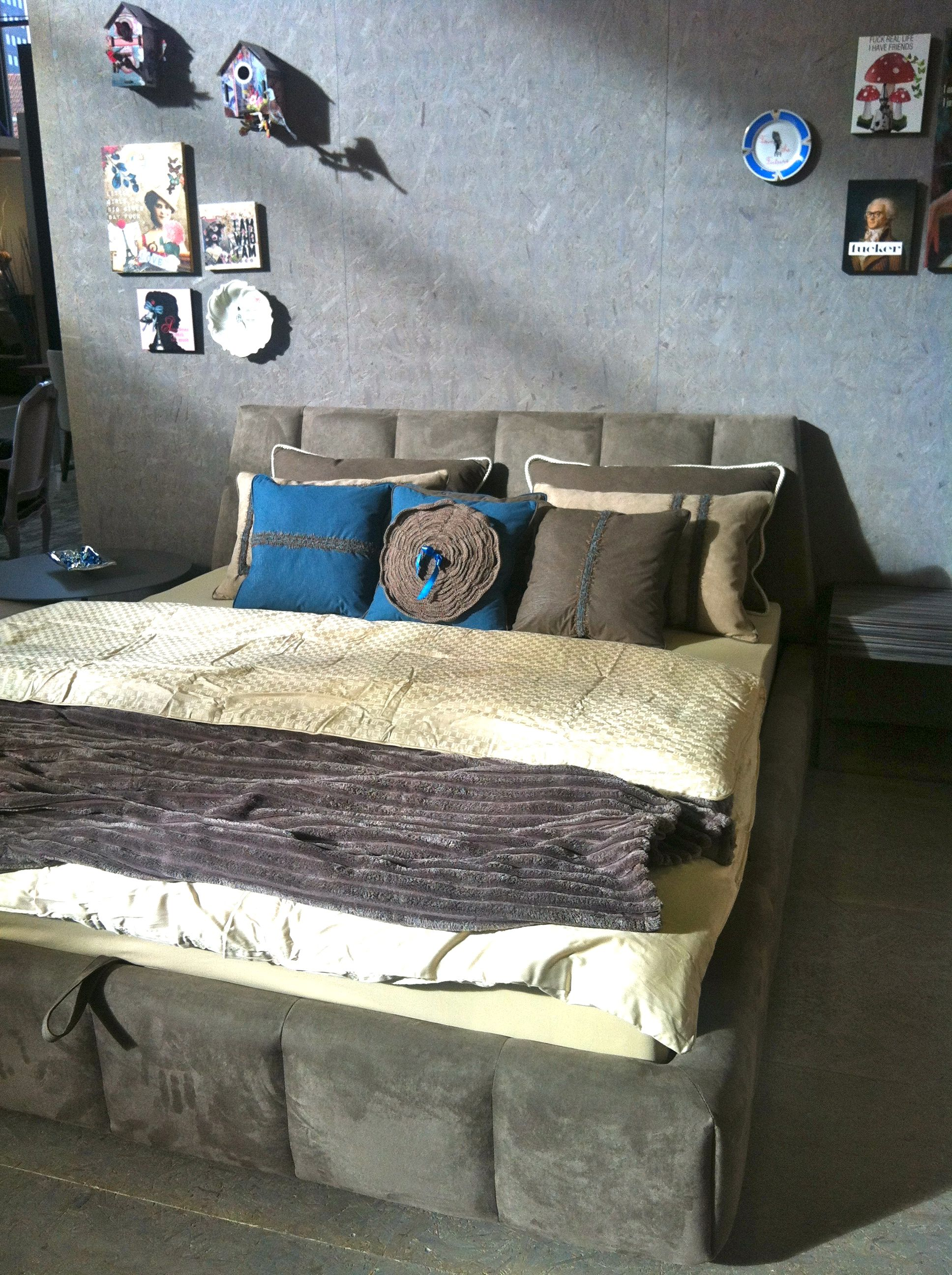 Hit Preless by Osona: we represent this bed on a Fair Ambient in Ljubljana 2012.