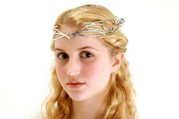 Galadriel Crown. So diminished. '