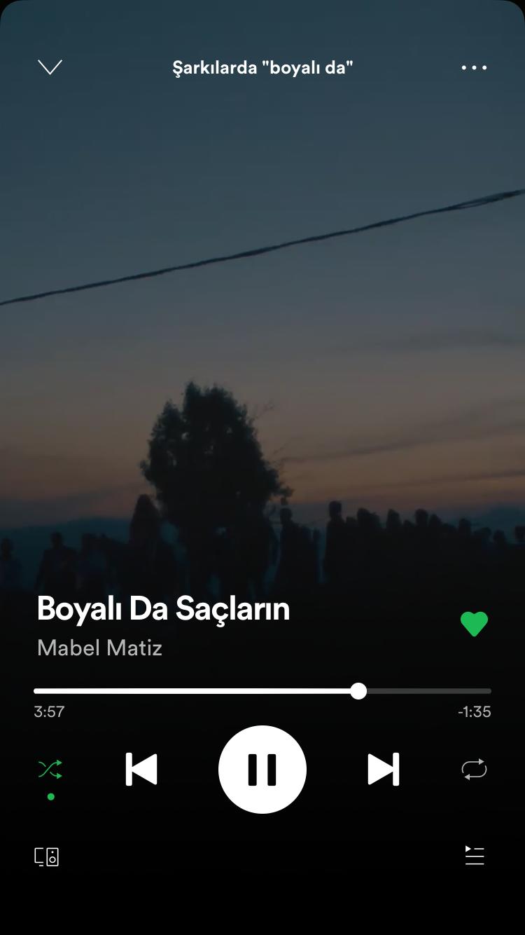 Spotify Muzik Alintilari Sarki Alintilari Sarkilar