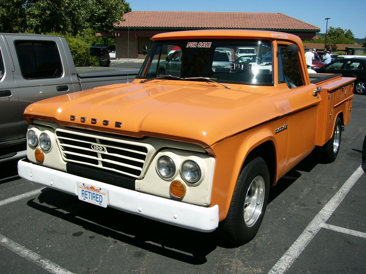 1962 Dodge 100 work truck | CARS: Trucks | Pinterest | Dodge pickup