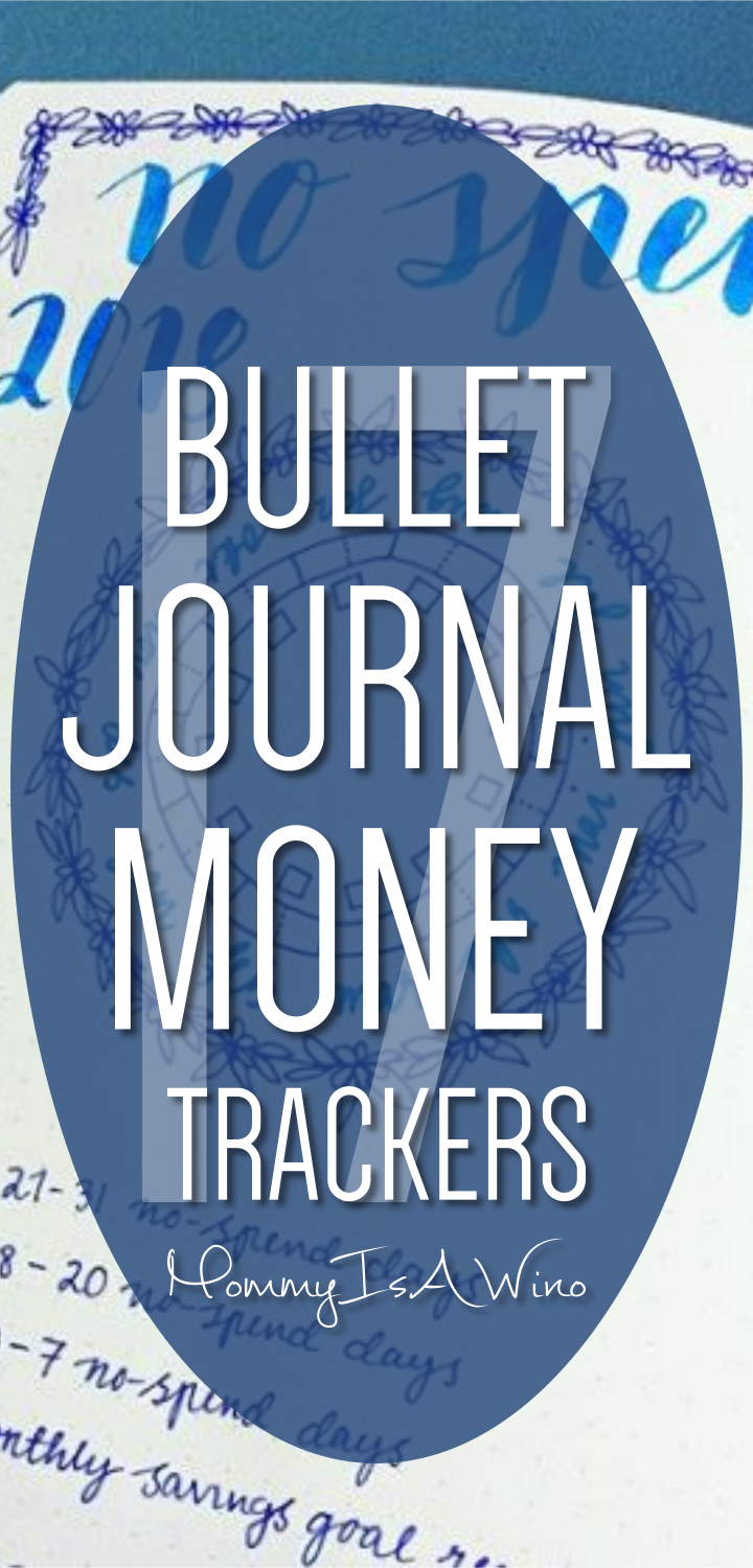17 bullet journal pages to track money best of mommyisawino