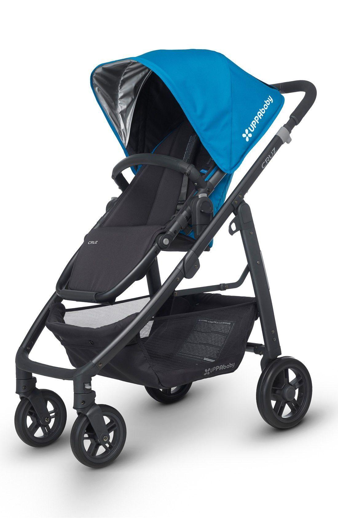 2015 CRUZ Black Frame Stroller Uppababy stroller