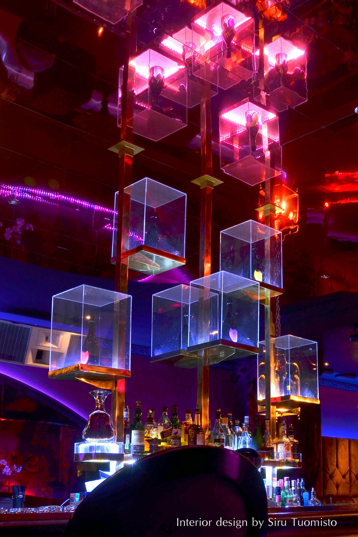 Nightclub - Design Siru Tuomisto Photo: Tommi A. Vuorenmaa http://www.sirutuomisto.com ...