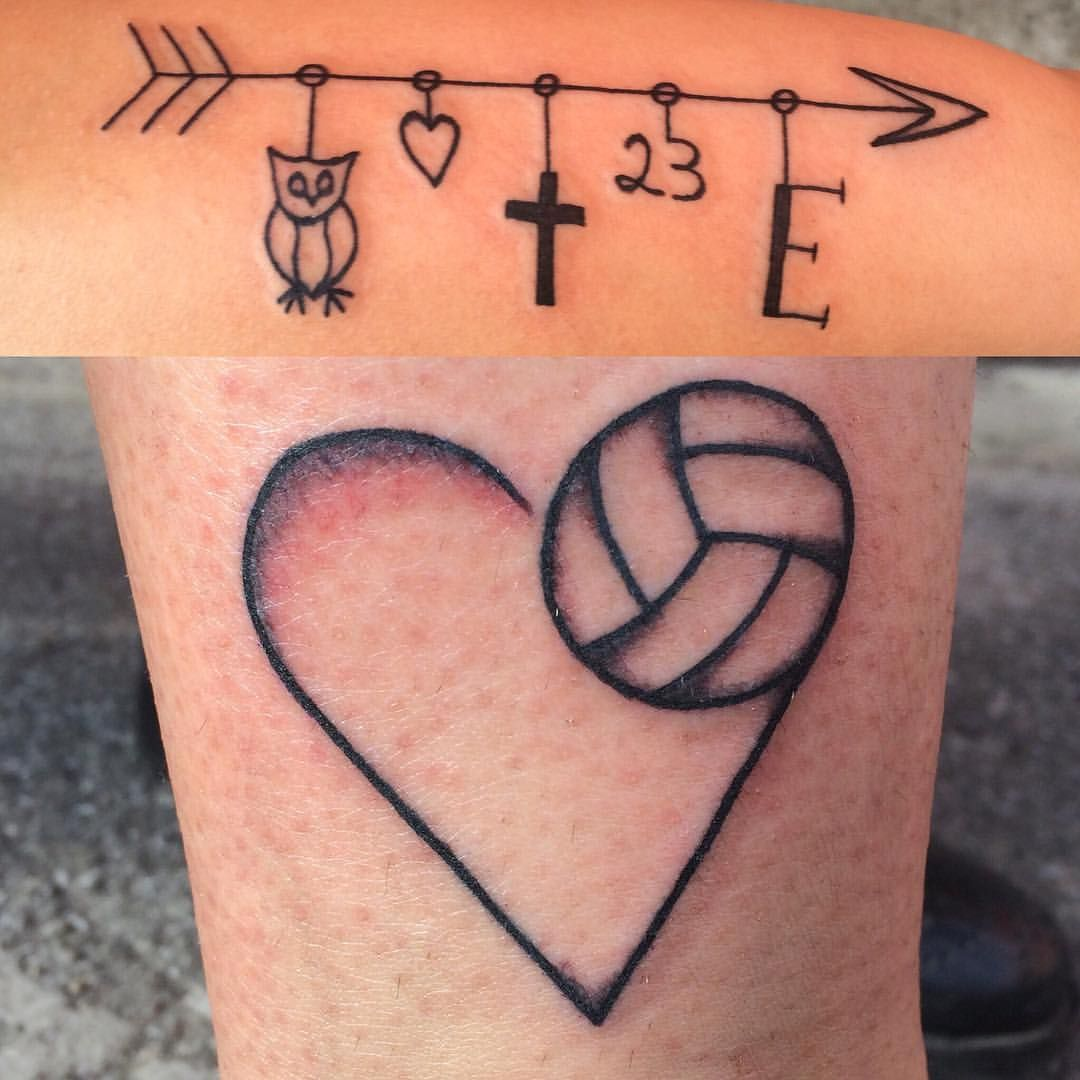 Tattoo Small Smalltattoo Passion Passionvolley Volleypassion Volleyball Teschionerotattoo Teschionero Tattoo Tattoos Art Tattoo Infinity Tattoo
