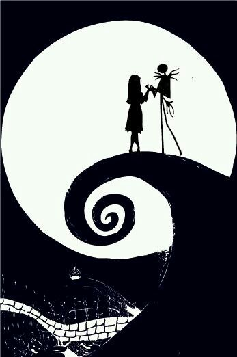 The Nightmare Before Christmas Phone Background