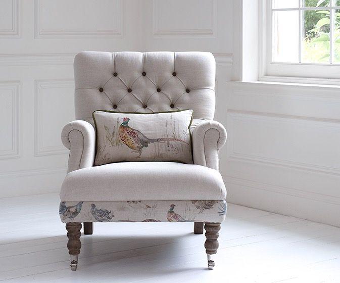 Voyage Maison Cornelius Chair Stafford Staffordshire