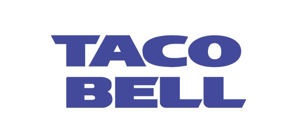 Font Taco Bell Logo All Logos World Pinterest Taco Bells