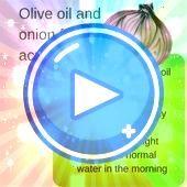 facial de cebola e azeite de oliva para espinhas e acne Máscara facial de cebola e azeite de oliva para espinhas e acne Porefining Face Mask  Remove Pimples Acne O...