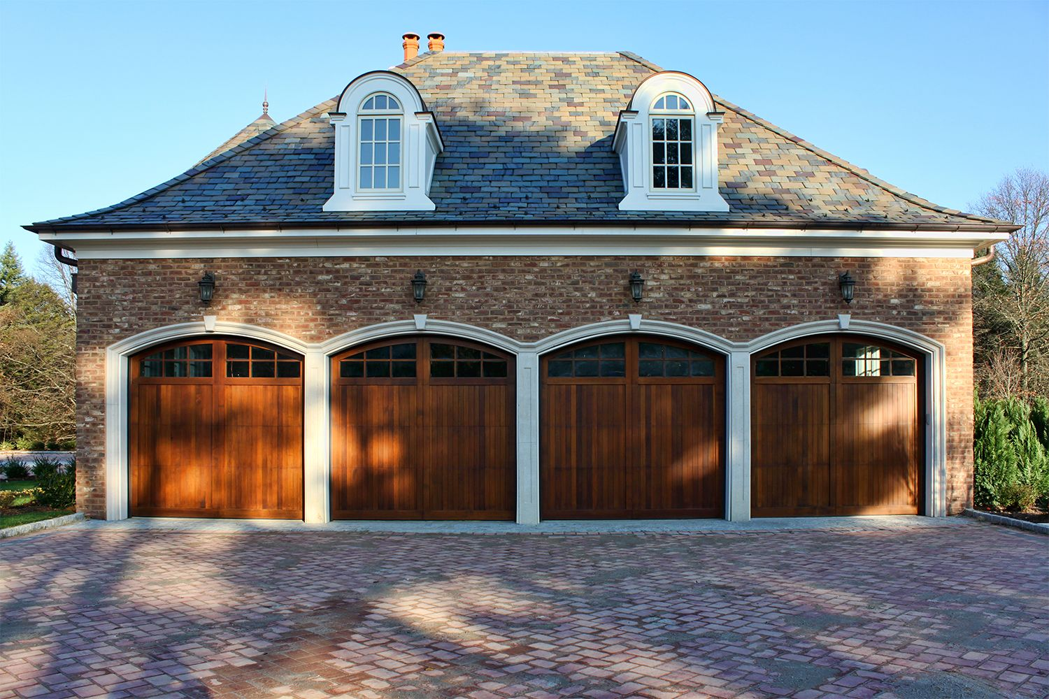 Garage doors and windows fitted with concrete surrounds trim garage doors and windows fitted with concrete surrounds trim and rubansaba