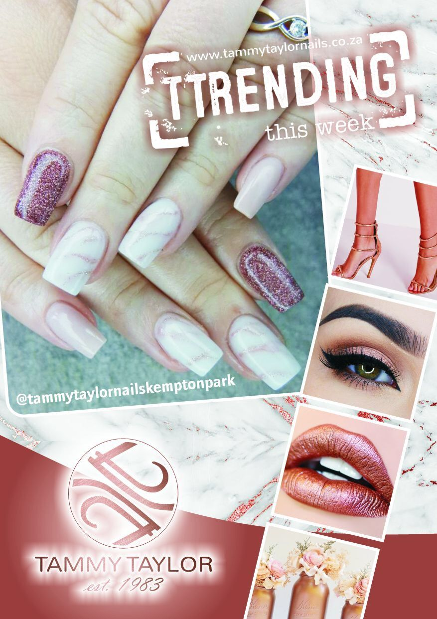 Trrending by Tammy Taylor Nails Kempton park!! Its Not Summer if its ...