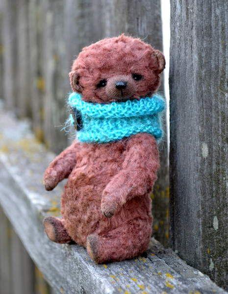 Bear Veniamin By Olga Andryushenko - Bear Pile