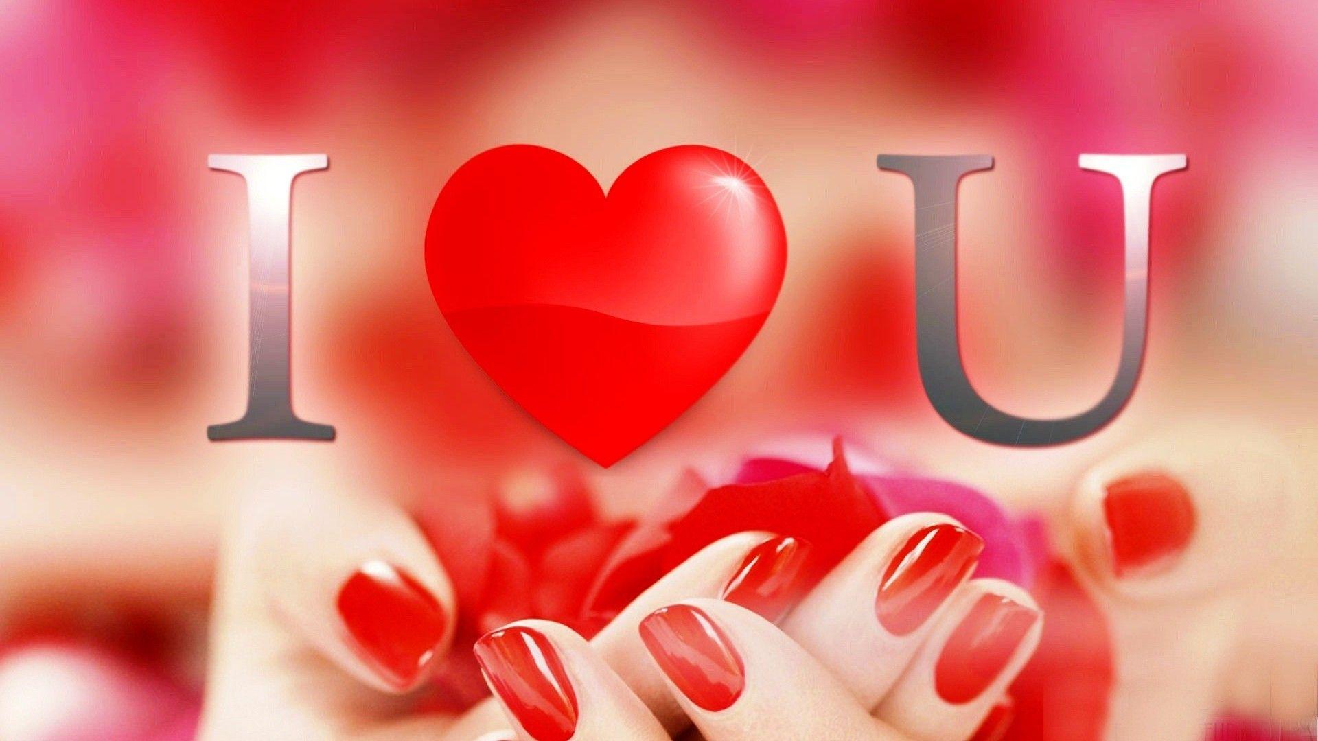 Love Desktop Wallpaper Best Wallpaper Hd Love You Images I