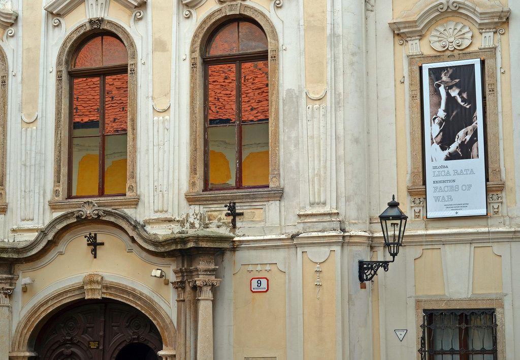 Croatian History Museum Zagreb Tripomizer Trip Planner