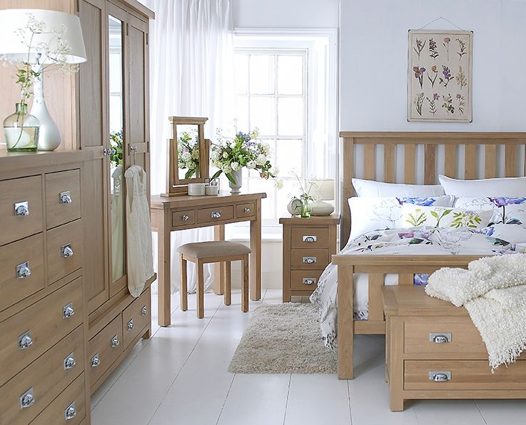 The Oakham Washed Bedroom Furniture Range Is A Lacquered Lime Oak Collection That One Of Most Diverse Available Today Meaning You Can