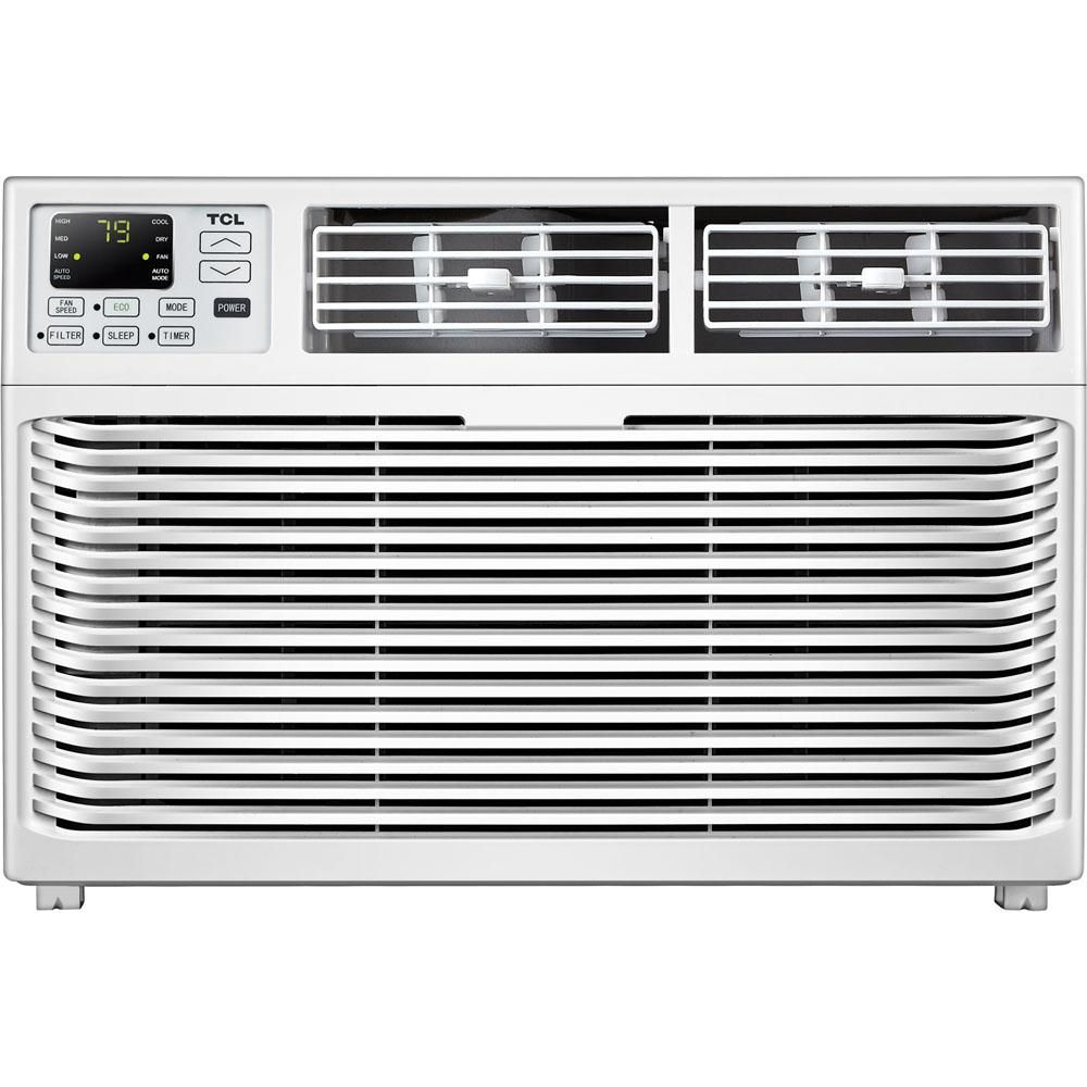 Tcl Energy Star 10000 Btu 115 Volt Window Air Conditioner With