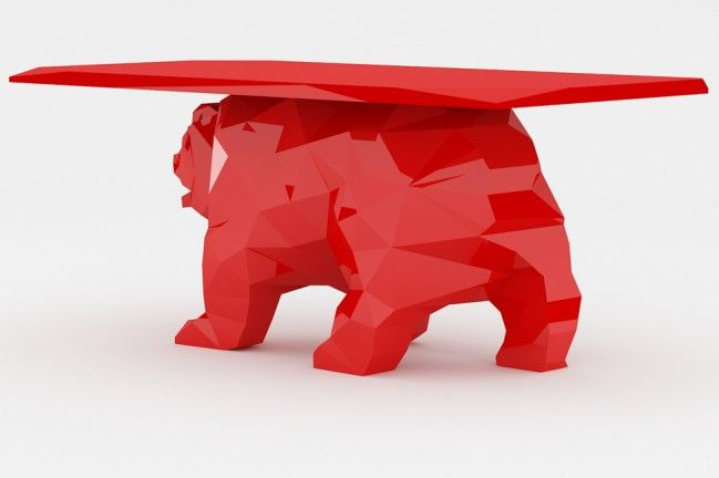 It Is Related To Bear Shaped Unusual Coffee Table By Cool Furnitures