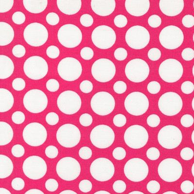 Mixed Dots (Hot Pink)