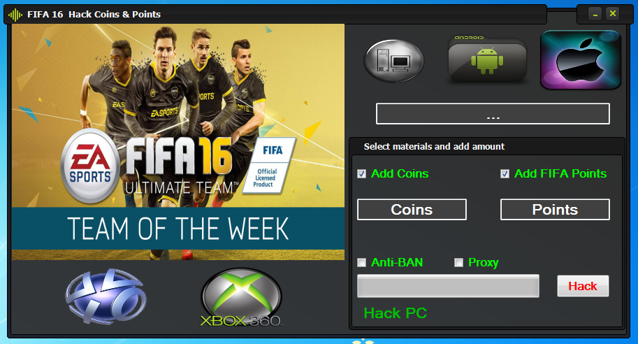 Pin On Fifa 16 Hack And Cheats