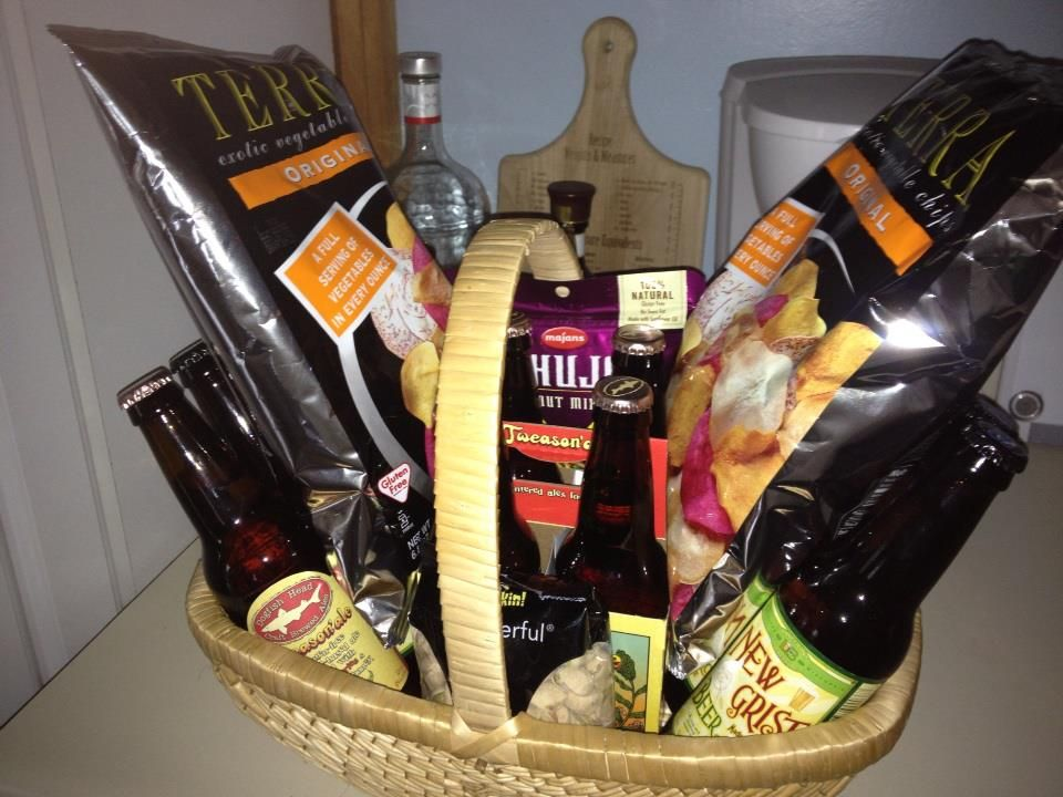 Gluten free gift basket i made for my dad after his doctor gluten free gift basket i made for my dad after his doctor recommended he should negle Gallery