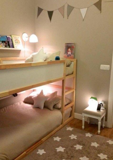 ikea_kura_02 kids room Pinterest Lits doubles, Déco maison et