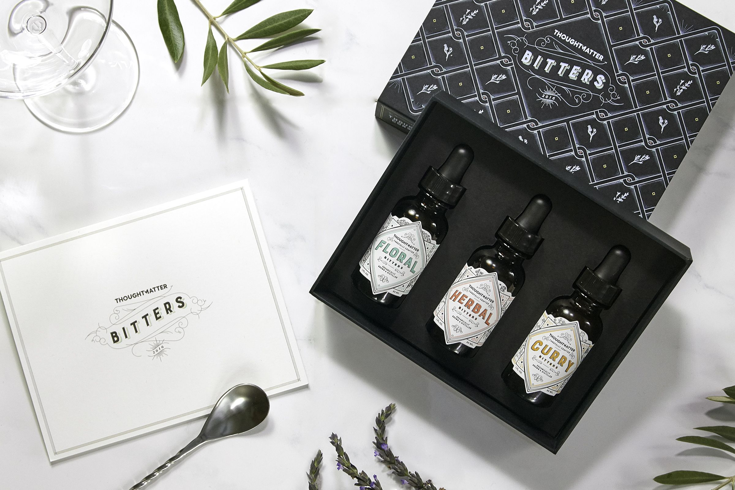 Thoughtfully Considered Bitters are a Gorgeous Gift That Keeps on Giving