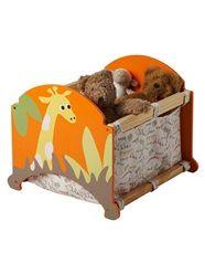 bac de rangement empilable savane party vertbaudet. Black Bedroom Furniture Sets. Home Design Ideas