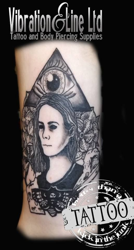 American Horror Story Coven Tattoo By Sam American Horror Story Tattoo Story Tattoo American Horror Story Coven
