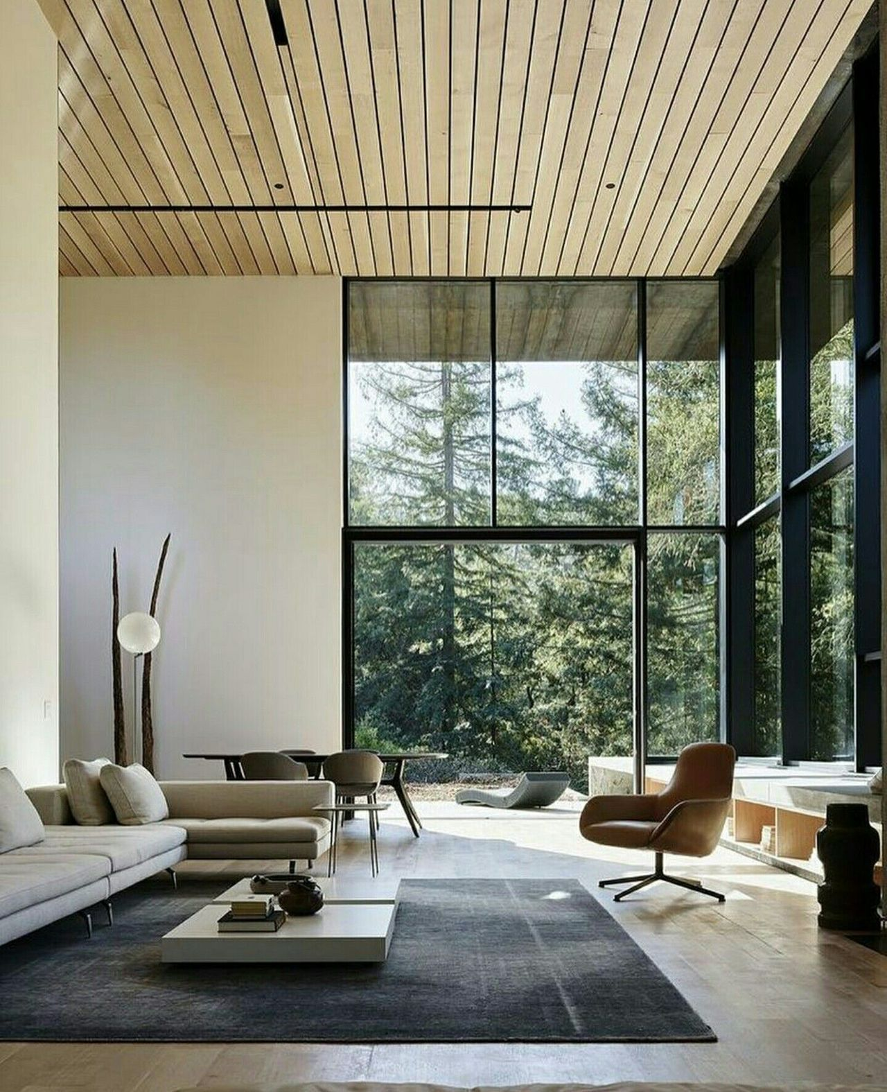 Architecte D'intérieur Usa Home Interior Design Beautiful Room With Spacy Windows In Orinda