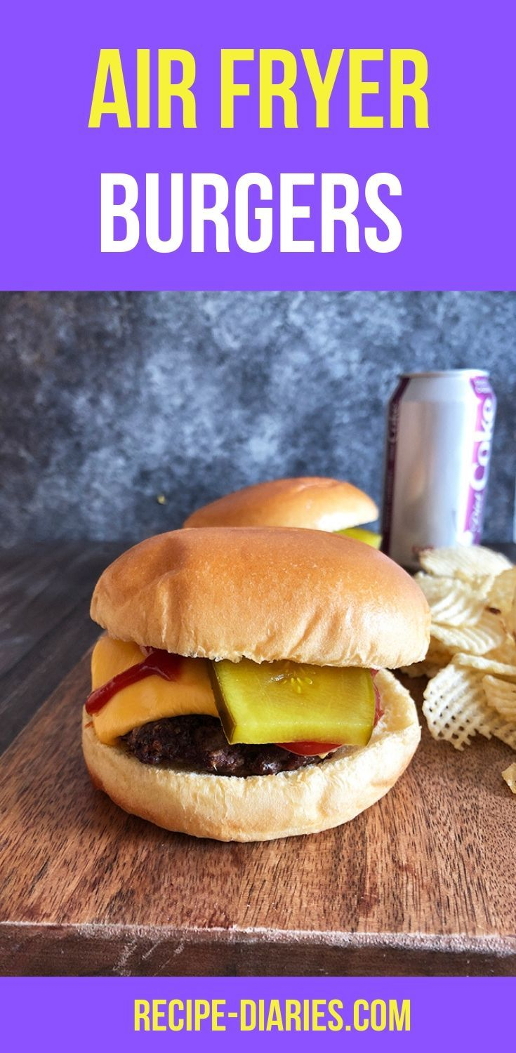 Hotdogs and burgers kind of go together in the Summer