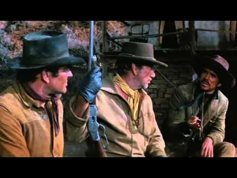 Rio Conchos (1964), Richard Boone, Stuart Whitman, Tony Franciosa ...