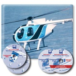 Online Commercial Pilot Helicopter Ground School & Test Prep