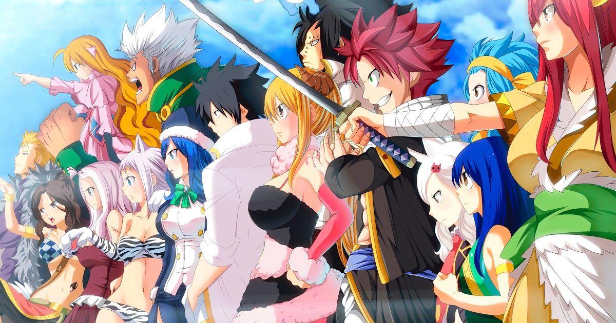 24 Wallpaper 4k Anime Fairy Tail Fairy Tail 4k Ultra Hd Wallpaper Background Image Download 7680x4320 Natsu Dragneel Fairy Tail 8k Wallpaper Hd A Seni Anime