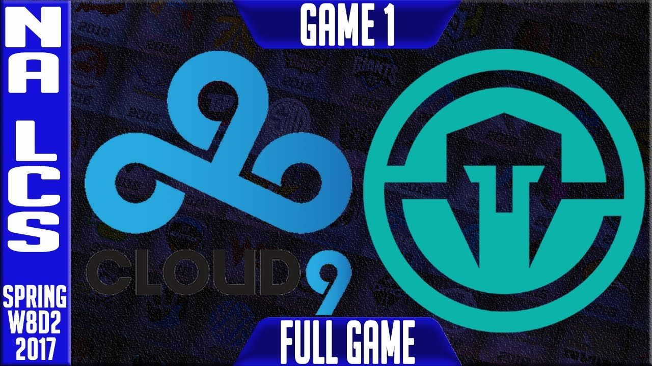 Cloud 9 Vs Immortals Game 1 Na Lcs Week 8 Day 2 Spring 2017 C9