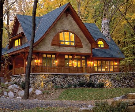 Cedar shake homes cedar shingles direct cedar siding for Cedar shake house