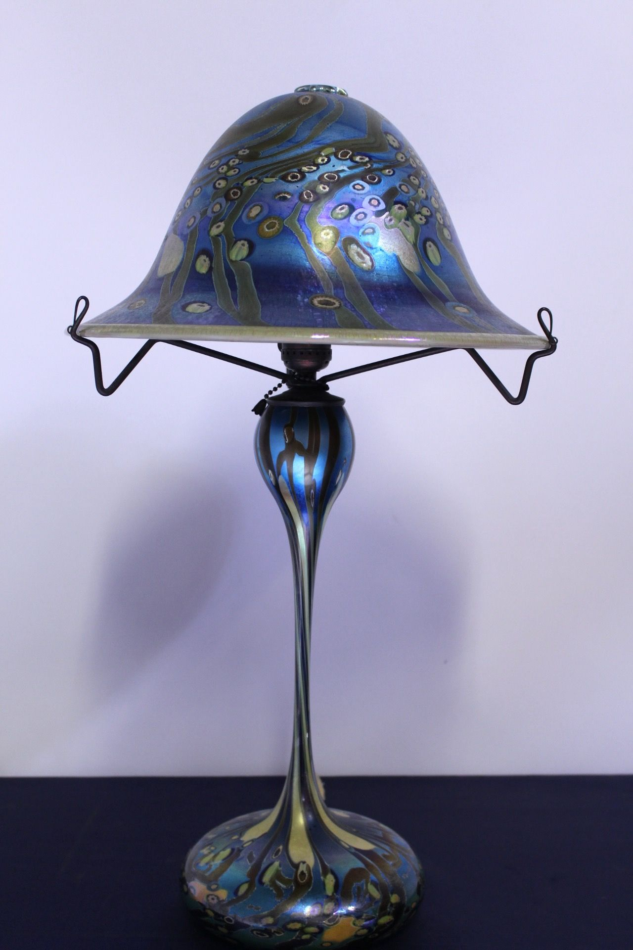 John Cook 1978 Decorative Table Lamp Nov 02, 2019