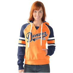 I just redeemed Denver Broncos G-III 4Her by Carl Banks Women's Shutout Pullover Hoodie - Orange! Join Denver Football NOW so you can earn too!