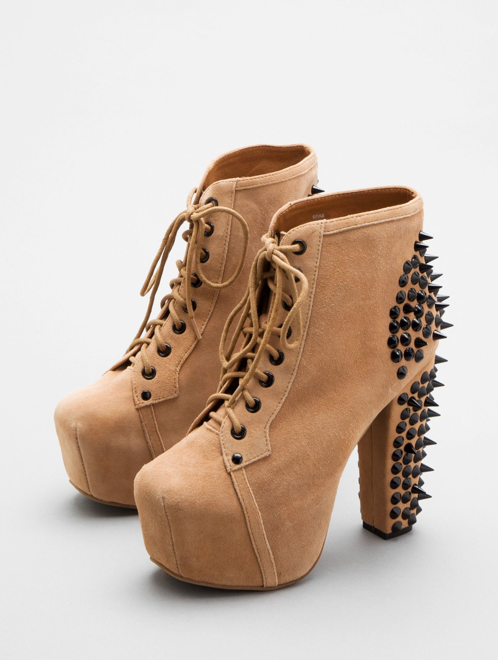 SPIKE by Jeffrey Campbell - BRANDS - Jeffrey Campbell - Lori's Designer Shoes, The Sole of Chicago