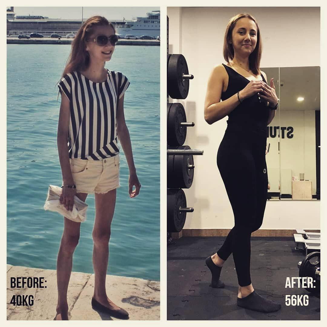 Mistrzem pozowania to ja nie jestem, ale @smallandlitlle zrobiła wszystko co w jej mocy i wyszła taka łoo przemiana ;p  Bez zbędnego pi... powoli do celu 😁  #przemiana #recoverywin #recovery #dietetyk #dietetyka #redukcja #rzeszów #healthygirl #treningpersonalny #dietaonline #treningsilowy #foodlover #dietitian #dietitiantips #healthy #balanceddiet #easydiet #muscle #musclegirls #edrecovery #foodtips