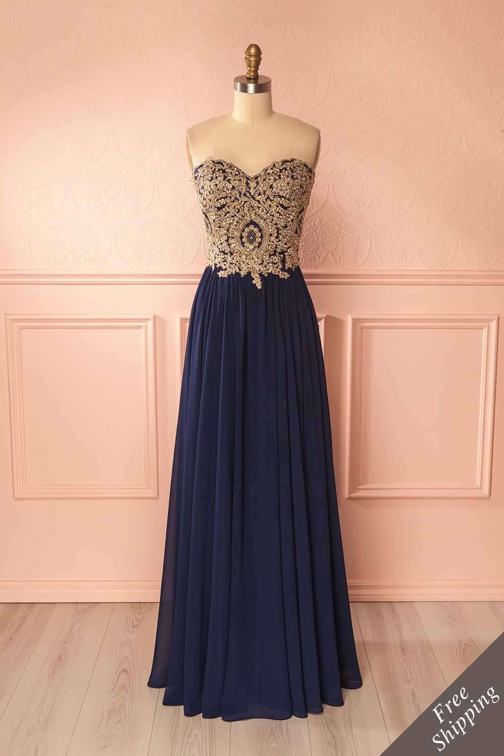 Emorina Nuit | Dresses | Pinterest | Navy ball, Ball gowns and Bodice