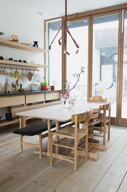 Freunde Von Freunden Ein Haus Fur Alle Falle Living Dining Room Home Decor Interior