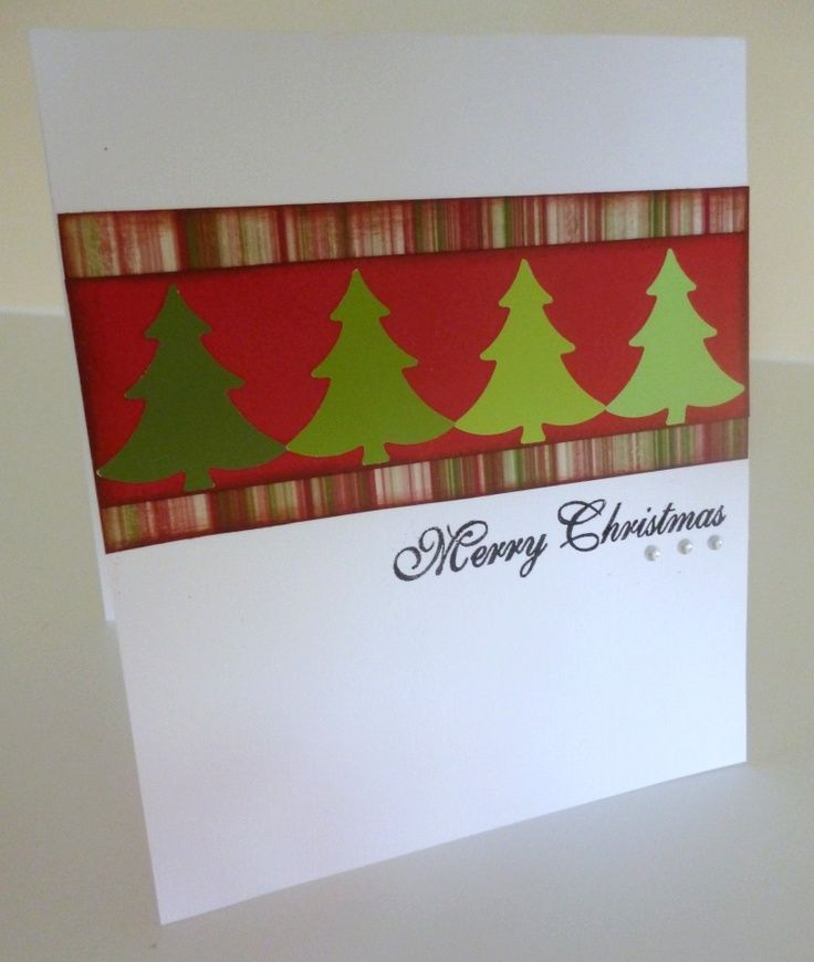 DIY paint chip Xmas card | Paint chip Christmas cards | Pinterest ...