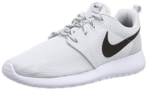 40819248f7a8a Brand  Nike Color  Platinum Features  Brand New Authentic Original  Packaging Publisher  NIKE Details  Nike Rosherun Roshe One Women Pure  Platinum White .
