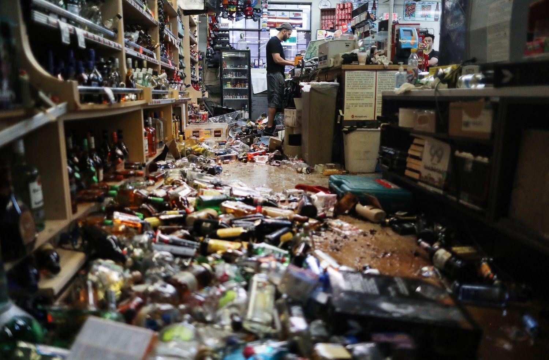 Ridgecrest Earthquakes Cause Estimated 1 Billion In