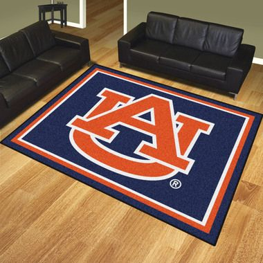Auburn Tigers 8 X 10 Decorative Ultra Plush Area Rug 8x10 Rugs 8x10 Area Rugs Rugs On Carpet