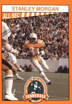 Stanley Morgan Tennessee Vols Football Pinterest