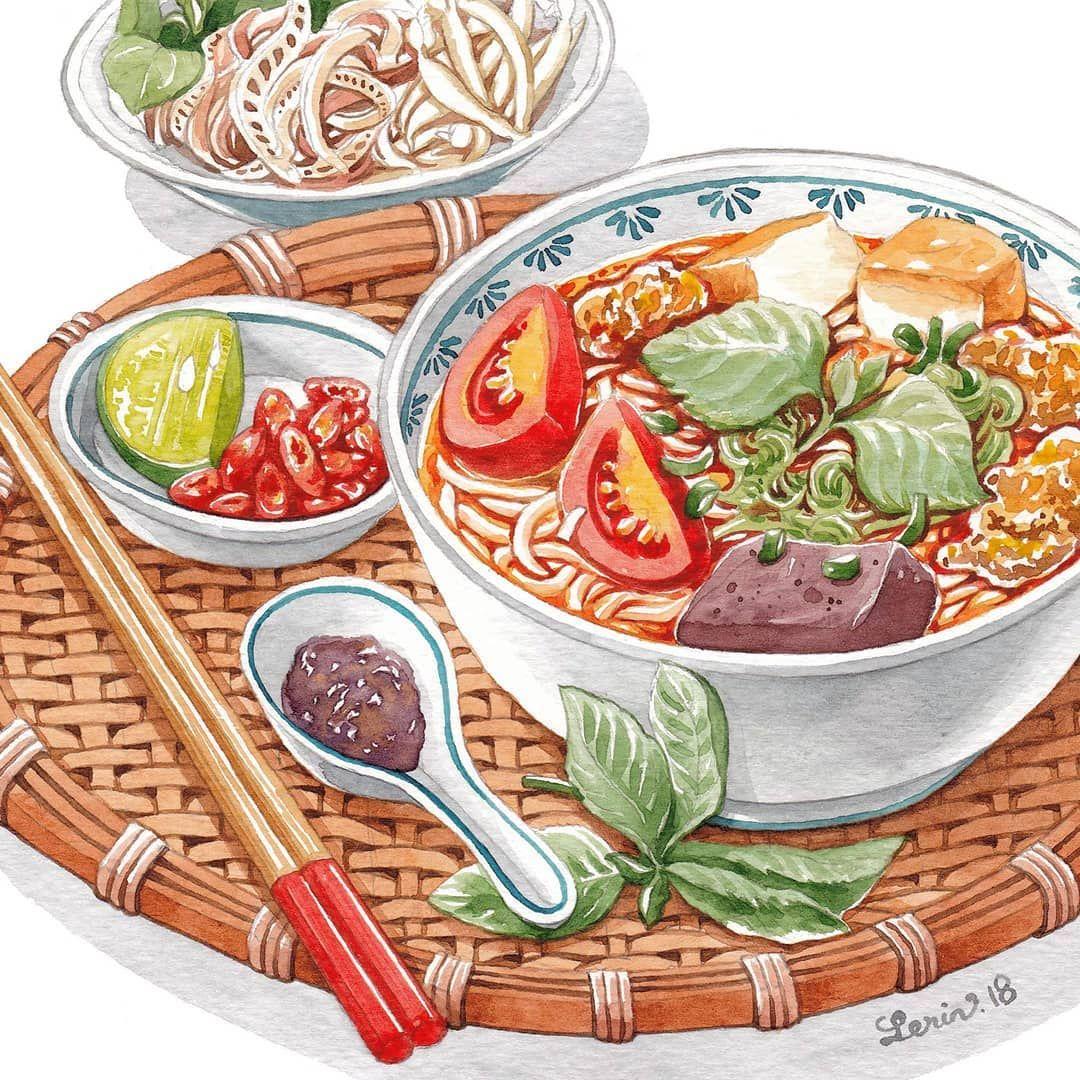 [Album] Tổng hợp những món ăn truyền thống Việt Na