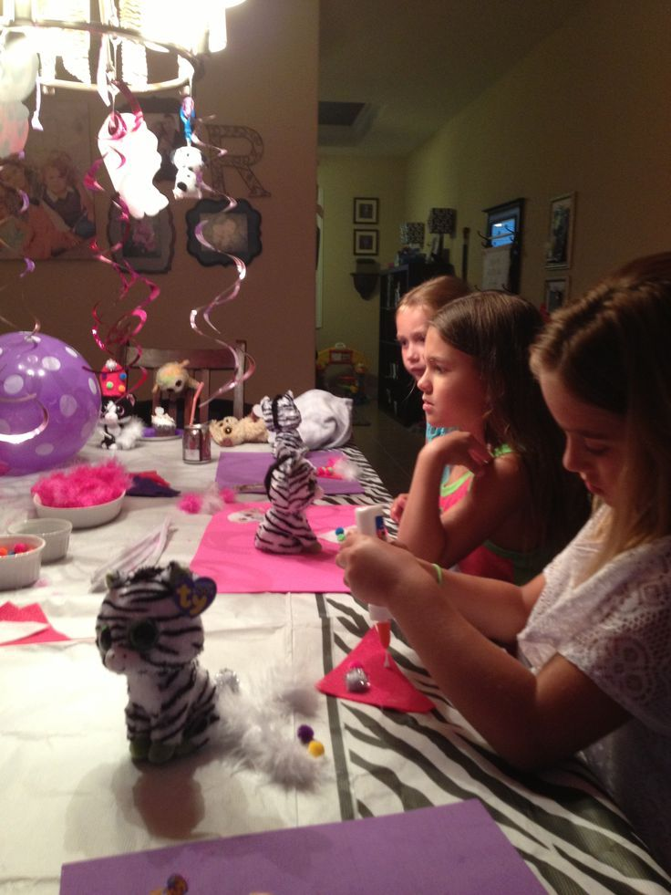 4 Most Creative Beanie Boo Birthday Party Ideas  - Ty introduced Beanie Boos in June 2009. These cuties are the same with the well-known Best Selling Amazon Beanie Babies but the only difference is tha... -  626ed2398226d34c51da2bf69bfbe730 .