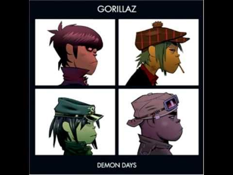 Gorillaz Beat It Mashup
