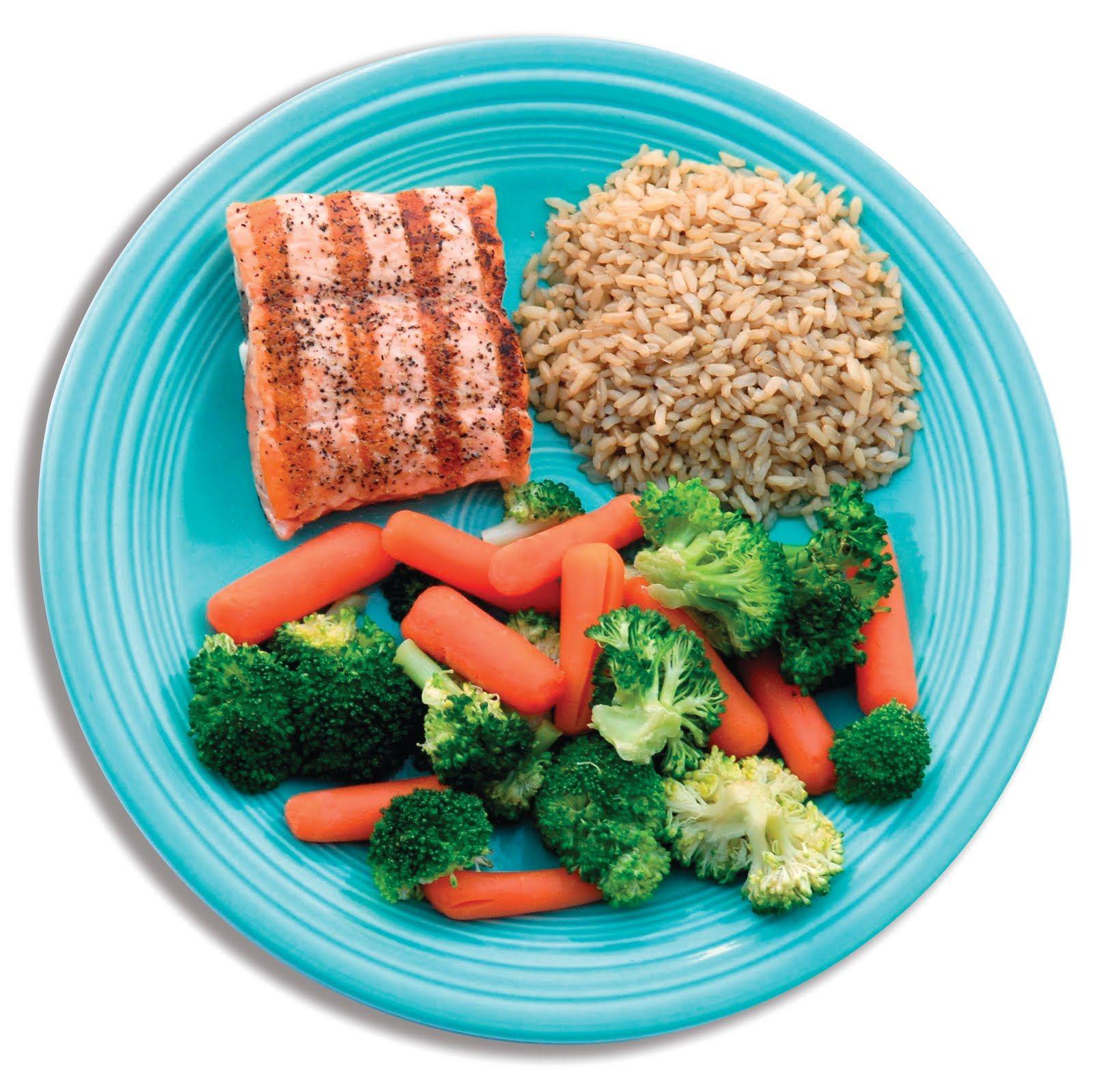 Healthy Food Plate Model Invitation Templates Healthy Food Plate Healthy Recipes Super Healthy Recipes